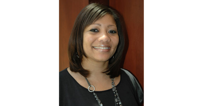 Dr Adrienne Battle (Photo by: mnps.org)