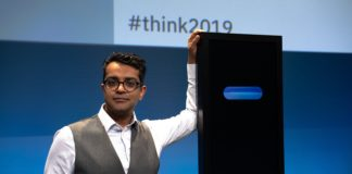 Harish Natarajan, Project Debater's opponent at Think 2019, is a 2016 World Debating Championships Grand Finalist and 2012 European Debate Champion. Harish holds the world record for most debate competition victories.