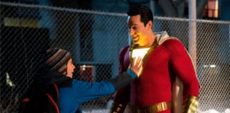 """What kid wouldn't want to be a superhero? That's the basic hook to """"Shazam!,"""" certainly the most broadly comic entry to hit the DC Universe -- essentially rebooting """"Big,"""" just with tights, a cape and that oft-repeated title."""