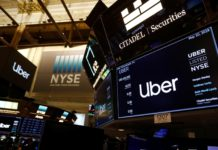 Uber was already the biggest high-profile IPO bust in recent memory. And it only got worse on Monday.