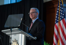 Mayor David Briley delivers the 2019 State of Metro (Photo: Metro Nashville-Davidson County Government)