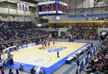 Gentry Center, Tennessee State University (Photo by: TSU athletics)