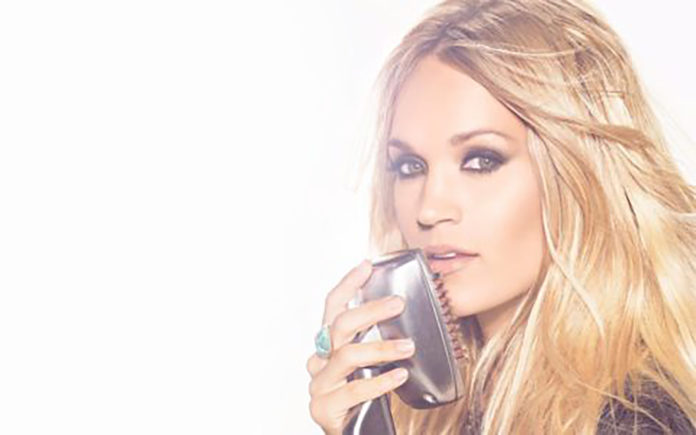 Carrie Underwood (Photo courtesy of Facebook)