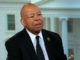 Rep. Elijiah Cummings of Maryland represented Maryland's 7th Congressional District since 1996 and served as the chairman of the House Oversight and Reform Committee.