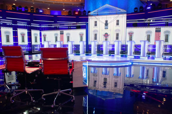 Tonight, round two of the first Democratic debates gets underway, with another slate of 10 candidates facing off in Miami.