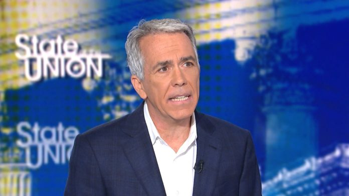 Former GOP Rep. Joe Walsh, a longshot candidate for the Republican nomination for president, on Sunday called President Donald Trump a