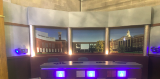 Tennessee State University News Room (photo by: Karz Miller)