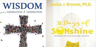 Wisdom: Generation 2 Generation and 31 Days of SONshine