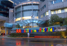 Vanderbilt Children's Hospital (Photo by: childrenshospitalvanderbilt.org)